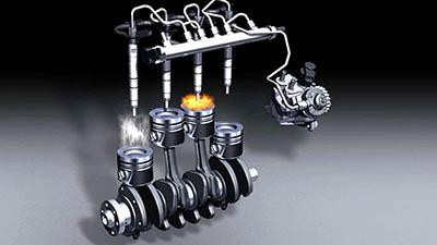 Ремонт дизельных двигателей автомобилей