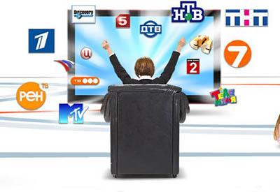 Спутниковое телевидение и IPTV