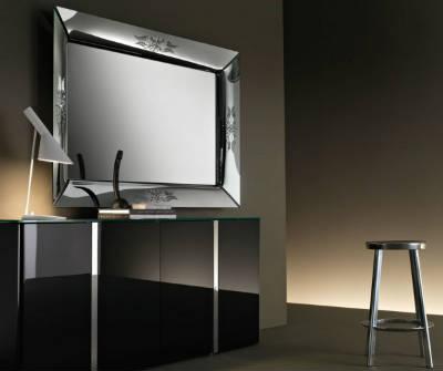 Зеркало в раме – важная практичная и стилистическая составляющая интерьера