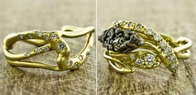Экологические обручальные кольца – лучший тренд моды на эко-свадьбы (ч.2/2)