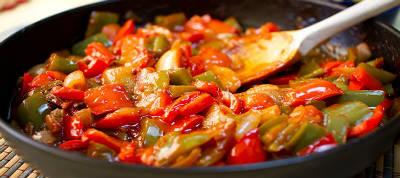 Писто – испанское овощное рагу для вегетарианцев