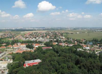 Дольни Бржежаны в Чехии – образец концепции сел Украины