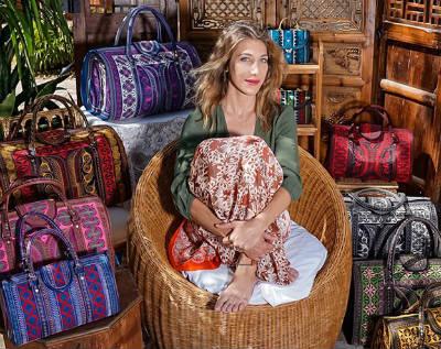 Banda Bags - эко-сумки с этническими мотивами