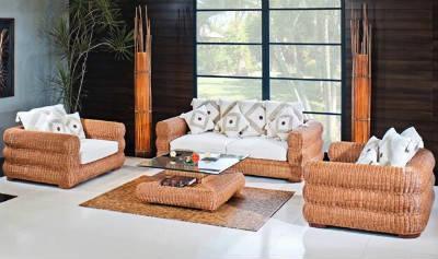 Бамбук, ротанг и корни водного гиацинта – материалы для изготовления эко-мебели в Европе