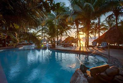 Xanadu Island Resort – эко-курорт на берегу Карибского моря