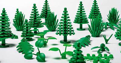 Для изготовления конструкторов Lego будет использовать биопластик