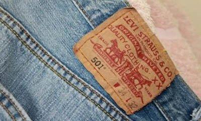 Экологичные джинсы от Levi´s