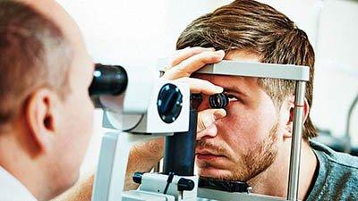 Новая методика диагностики глаукомы методом DARC