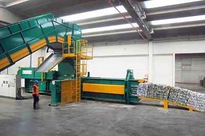 Технологии сортировки и переработки мусора от MACPRESSE