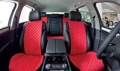 Автомобильные чехлы для защиты сидений от износа