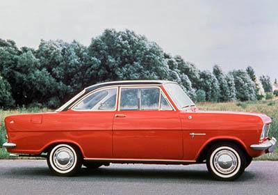 Компактные универсалы Opel – с 1963 года по настоящее время