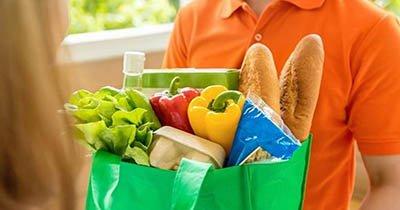 Доставка продуктов, фруктов и овощей на дом в СПБ