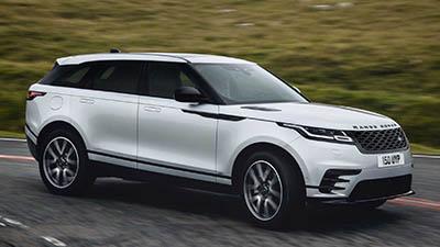 Land Rover – ювелирный тест Range Rover Velar