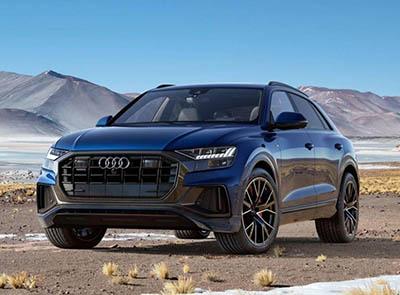 Что бы вы выбрали – Audi Q8 или E-Tron?