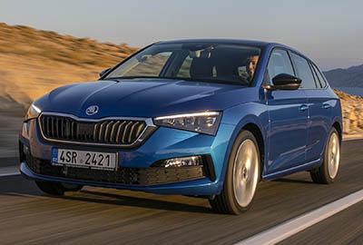 Подробнее о новом автомобиле Skoda Scala