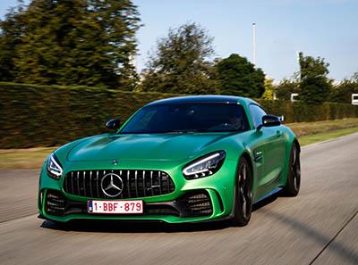 Mercedes-AMG GT R Pro 2020 будет доминировать в классе GT